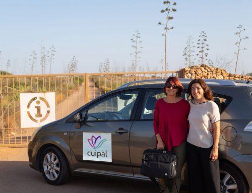 Colaboramos con CUIPAL. Cuidados Integrales Paliativos Almería