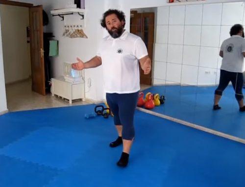 EJERCICIOS TERAPÉUTICOS PARA SALIR DEL CONFINAMIENTO